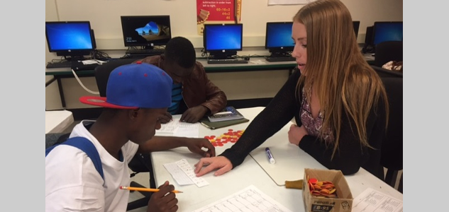 STUDENT THINKING ENRICHMENT THROUGH MATHEMATICS MENTORS (STEMM)