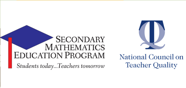 SECONDARY MATH EDUCATION PROGRAM RANKED TOP 3% IN NATION